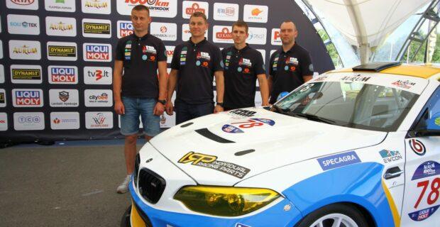 """LKU grupės remiama """"PROflame by IRP"""" komanda """"Aurum 1006 km"""" lenktynėse – geriausia savo kategorijoje"""