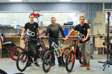 Išrasti dviratį galima ir XXI amžiuje